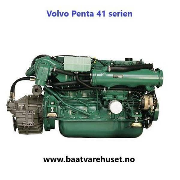 Bilde av Volvo Penta 41 serien
