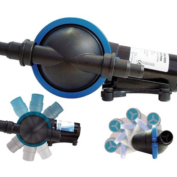 Bilde av Jabsco membran lensepumpe 12V