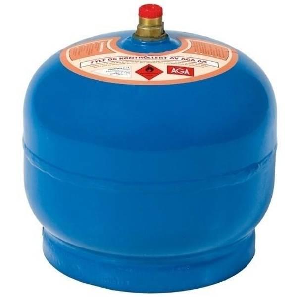 Bilde av Gass 2kg blå bytte